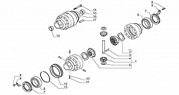 REAR AXLE- DIFFERENTIAL