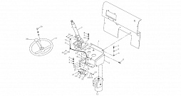 STEERING COLUMN AND ITS UNIT